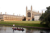 King's College, Cambridge, England