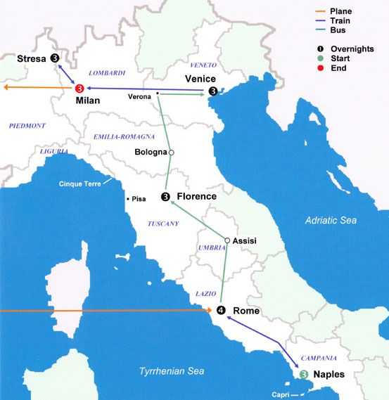 Travel Pix Italy